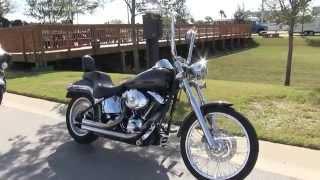 6. Used 2006 Harley Davidson FXSTD Softail Deuce