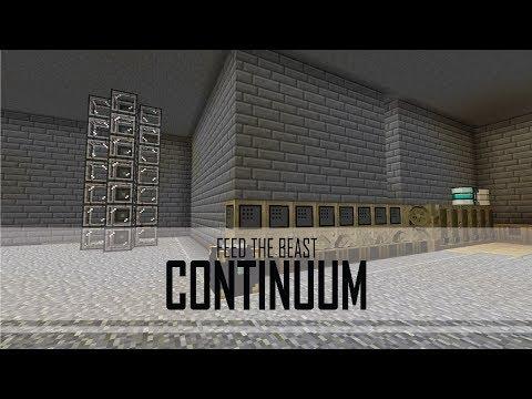 FTB Continuum - 33 - AUTOCRAFTING MADNESS