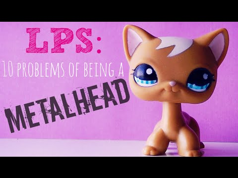 LPS: 10 Problems Of Being A Metal Head!