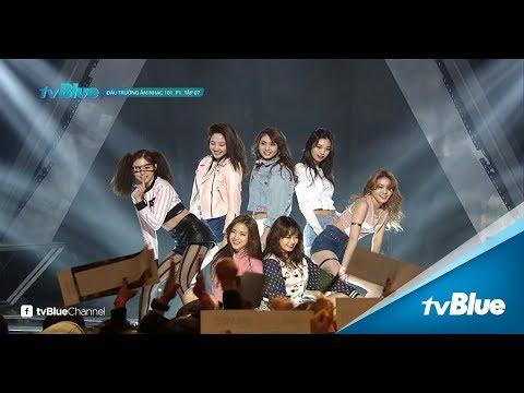 Đấu trường âm nhạc 101 mùa 01 | Sân khấu Bang Bang khiến Jessi J thán phục - Thời lượng: 15:04.