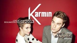Karmin Live at Java Soulnation 2013