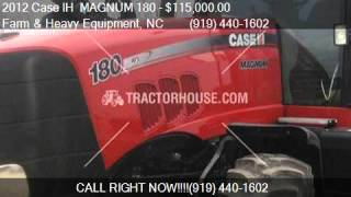 8. 2012 Case IH  MAGNUM 180  for sale in Farm and Heavy Equipme