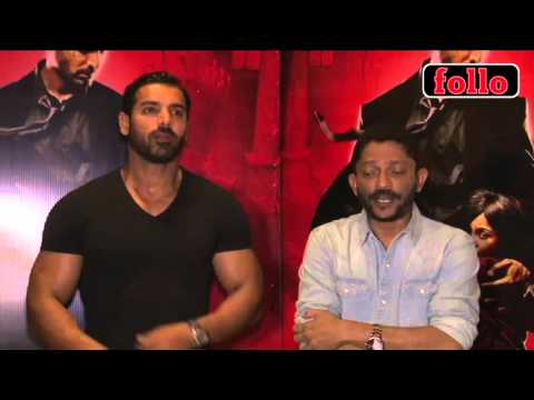 Trailer Launch: Rocky Handsome!