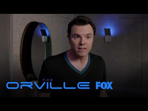 Ed Gets Ready To Go On A Date With A New Friend | Season 1 Ep. 9 | THE ORVILLE