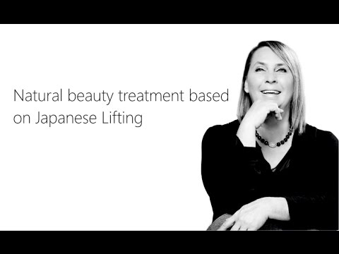Natural beauty treatment based on Japanese Lifting