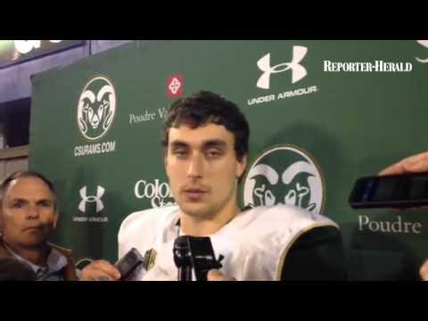 Garrett Grayson Interview 11/28/2014 video.
