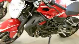 10. MV Agusta Brutale RR 1090 158 Hp 200+ Km/h 2012 * see also Playlist