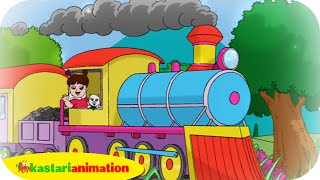 Download lagu Halo Halo Bandung Lagu Anak Indonesia Kastari Animation Mp3