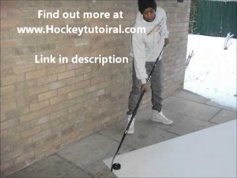 "Ice Hockey Shooting Pad and boards for the UK  *CLIP"" of whats coming"