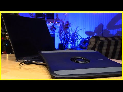 Keep Your Laptop Cool for Under $20 - Belkin Cooling Pad Review