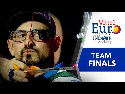 #Fanstream: Live Compound and Recurve Team Finals | European Indoor Championships – Vittel 2017