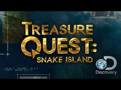 Treasure Quest Snake Island Season 2 Episode 1
