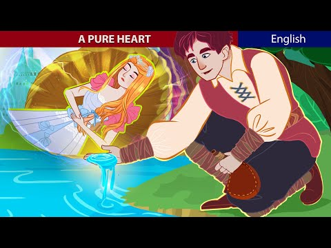 A Pure Heart Story In English | Stories for Teenagers | ZicZic English - Fairy Tales
