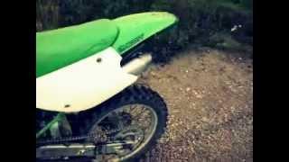 10. Kawasaki kx 85 (2000) rewing