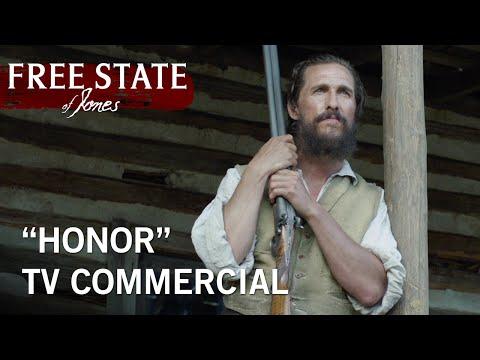 Free State of Jones (TV Spot 'Honor')