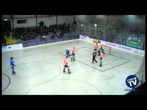Hockey su pista: ancora un Ko di misura per il Giovinazzo contro il Follonica