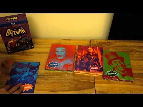 Unboxing: Batman - The Complete Series (Blu-ray)