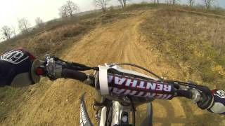 Saint-Witz France  City pictures : GOPRO Motocross Alan GENRE @ St Witz / Elite MC.
