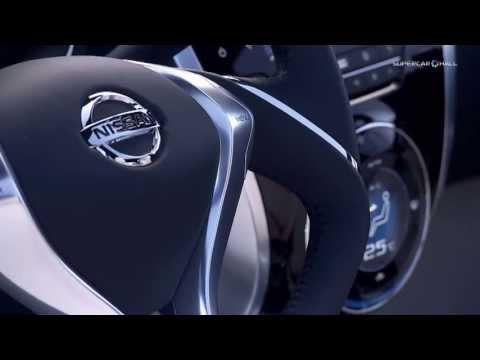 คลิปพรีวิวภายในห้องโดยสาร Nissan Invitation Concept Interior ต้นแบบ Nissan Note