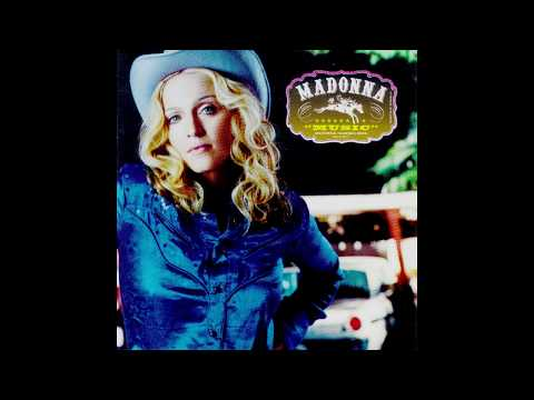Madonna - What It Feels Like for a Girl - (Audio)