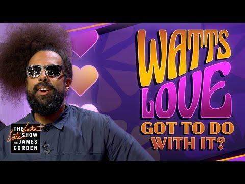 Reggie Watts Is Looking for Love