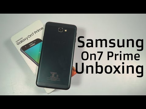 Samsung On7 Prime Unboxing, Price, Specs, Initial Impressions and Hands on Review