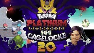 WHERE DO WE GO?!! Pokemon Platinum Randomizer EggLocke CageLocke EP20 w/ MunchingOrange + aDrive by aDrive