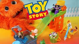 Video Toy Story Color Changers & Slide n Surprise Playground Playset Colour Shifters Disney Pixar MP3, 3GP, MP4, WEBM, AVI, FLV Oktober 2018
