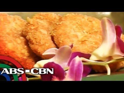 Kris, Carmina try Thai dishes at Celadon