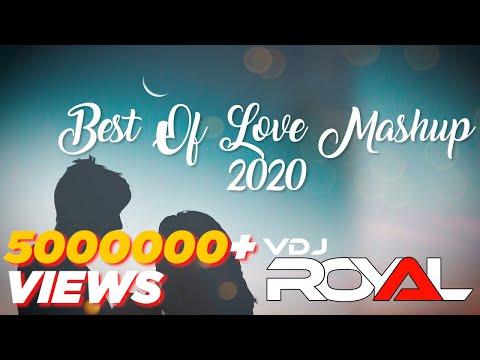 Best Of Love Mashup | VDj Royal | NonStop Jukebox