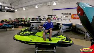 10. Sea-Doo RXP-X 300 and Spark Trixx at Barney's
