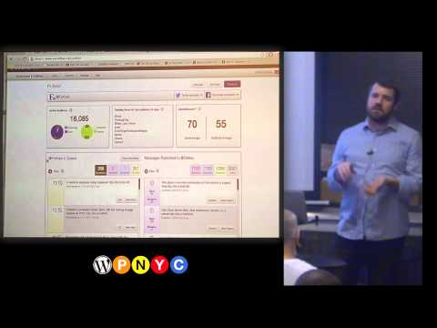 Introduction to SocialFlow - Matthew Moran