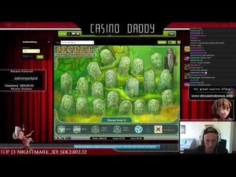 Online slots HUGE WIN 1.5 euro bet - Secret of the stones MEGA WIN