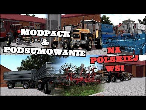 MODPACK NA POLSKA WIES V1.0