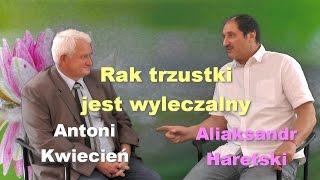 Rak trzustki jest wyleczalny - Aliaksandr Haretski