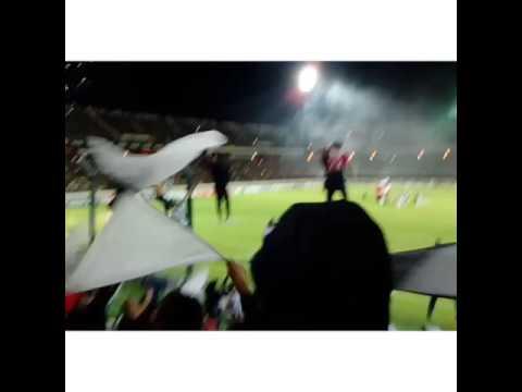 Recibimiento hinchada de Danubio vs Peñarol 2017 - Los Danu Stones - Danubio