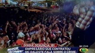 daleste Novas Imagens De Frete Para Plateia Sobre Daleste - Brasil Urgente 09/07/13