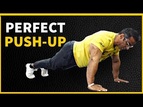 The Perfect Push Up | Yatinder Singh