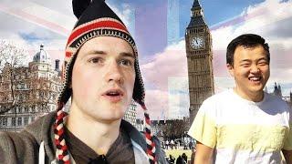 DAN er på guttetur i LONDON! Han reiser med sin gode, gamle venn: BAIK! De koser seg nesten ihjel og lever livet i England. ABONNER PÅ SPILLKONTORET: ...