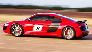TURBO Audi R8! by 1320Video