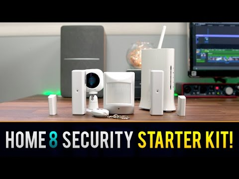 Ultimate Smart Home Security System | Home8 Systems!
