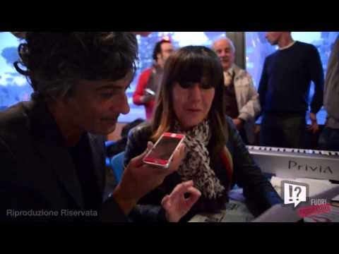 Video #FuoriProgrammaLiveforWeb Backstage 6 Novembre 2014