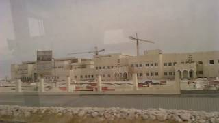 Mesaieed Qatar  city images : Mesaieed City entrance to Amwaj Camp ( Hyundai ), Qatar.
