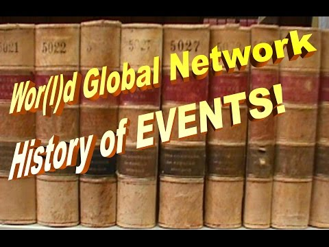 World Global Network History of Events, Fabio Galdi CEO, designer of Wearable Technology