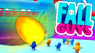 • •️ GOLDEN EGG IN FALL BALL?! - Fall Guys (Gameplay / Let's Play)
