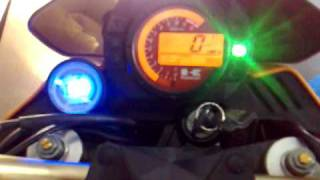 7. kawasaki  Z1000 Stroker 1071cc 13/5:1 comp ratio  first start.mp4