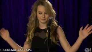 Bridgit Mendler - 5:15 - Live At Yahoo! Studios - Yahoo! Music - HD