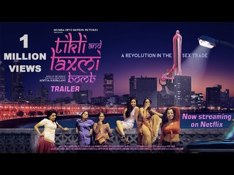 Tikli and Laxmi Bomb Trailer