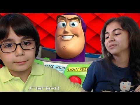 ABLAM ile Toy Story 3 PlayStation - Bölüm 3