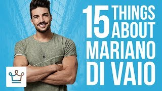 Video 15 Things You Didn't Know About Mariano Di Vaio MP3, 3GP, MP4, WEBM, AVI, FLV Desember 2018